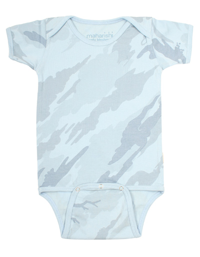 Pink Baby Grow on Maharishi   7369 Dpm   Pop Bonsai Baby Grow    Theboobosh  Blog